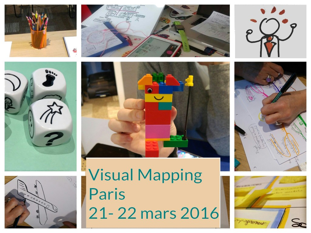 Ateliers Visual Mapping Paris mars
